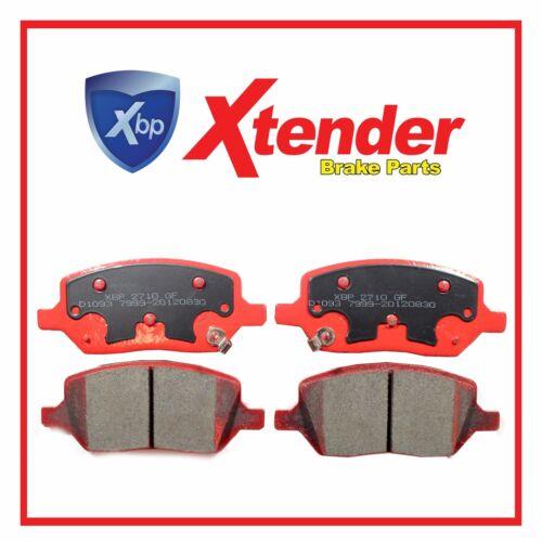 D1093 Replacement Rear Disc Brake Pad Fits Terraza Uplander Montana Relay MV-1