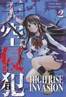 High Rise Invasion 02 von Tsuina Miura und Takahiro Oba (2016, Taschenbuch)