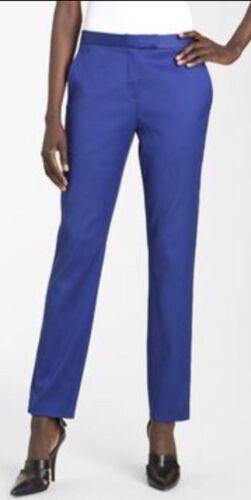Dress Nwt Ved Bukser Blå Alexander 275 T 8 Wang Bukser I Medium Twill 4BwxBT0rq