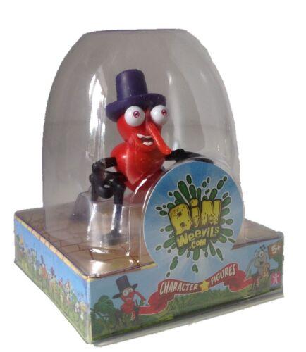 Bin Weevils-unique de collection personnage figure-Clott