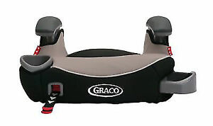 Graco Affix Backless Youth Booster Car Seat With Latch System Pierce ...