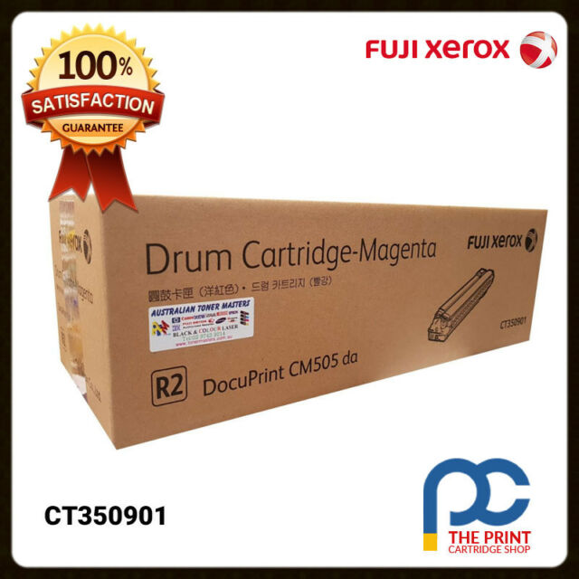 New Original Fuji Xerox CT350901 Magenta Drum Unit DP-CM505 CM505da CM505de