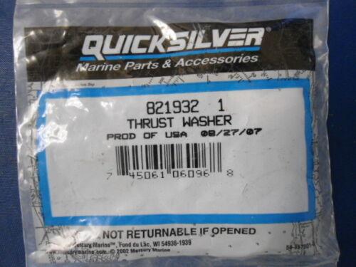 Quicksilver 821932 Thrust Washer