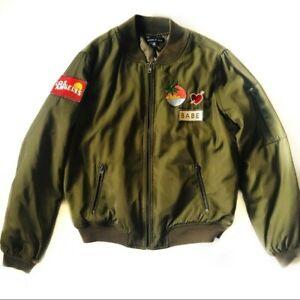KENDALL /& KYLIE Bomber Jacket