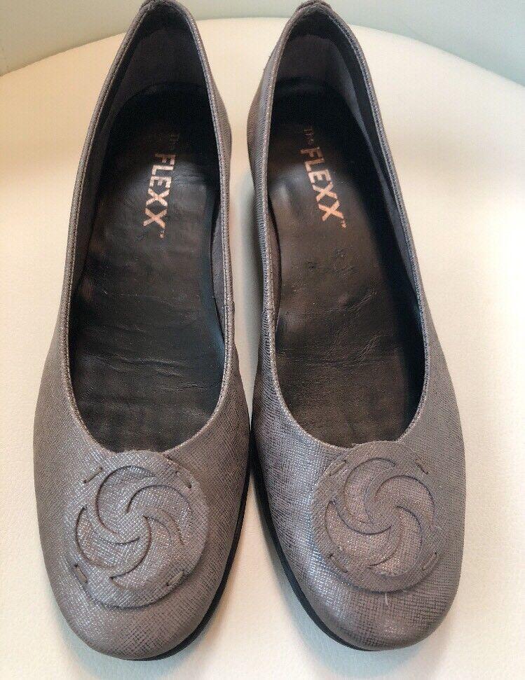 presentando tutte le ultime tendenze della moda Nordstrom The FLEXX Brand Donna  Wedge Wedge Wedge Pump scarpe Sz US 8 M Euro 39 Bronze  fantastica qualità