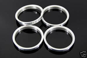 Wheel-Hub-Centric-Rings-Spacer-OD-73-1mm-ID-70-5mm-Ford-Falcon-Aluminum-Alloys