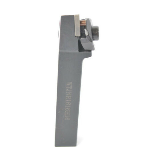 MTJNR1616H16 16*100mm external turning tool holder lathe turntool hoder TNMG16