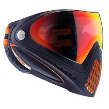 Dye I4 Paintball Mask Goggle - Thermal - LE Orange Crush - NEW