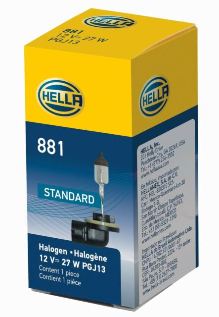 Hella 881 Driving And Fog Light