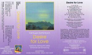 Desire For Love cassette Ralf Eugen Barttenbach New Age album healing