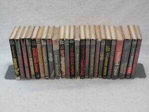 Lot-of-24-Erle-Stanley-Gardner-PERRY-MASON-MYSTERIES-Walter-Black-Book-Club