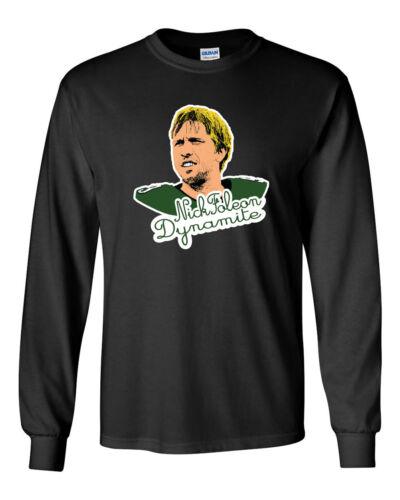 "Nick Foles Philadelphia Eagles /""Nickfolean Dynamite/"" T-Shirt"