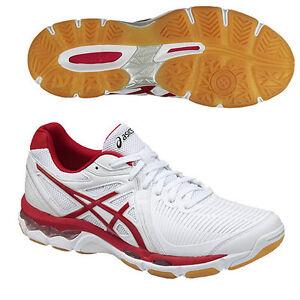 ASICS Japan Men's GEL-NETBURNER BALLISTIC LO Volleyball Shoes ...