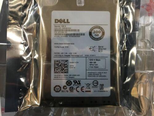 "ST9300603SS Seagate Savvio 10K.3 DELL 300GB 10K 6Gbps SAS 2.5/"" Hard Drive"