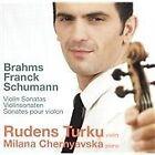 Brahms, Franck, Schumann: Violin Sonatas [Hybrid SACD] [SACD]