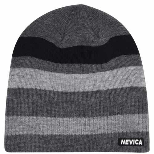 Nevica Mens Brixen Beanie Ski Hat Stripe Striped Sport