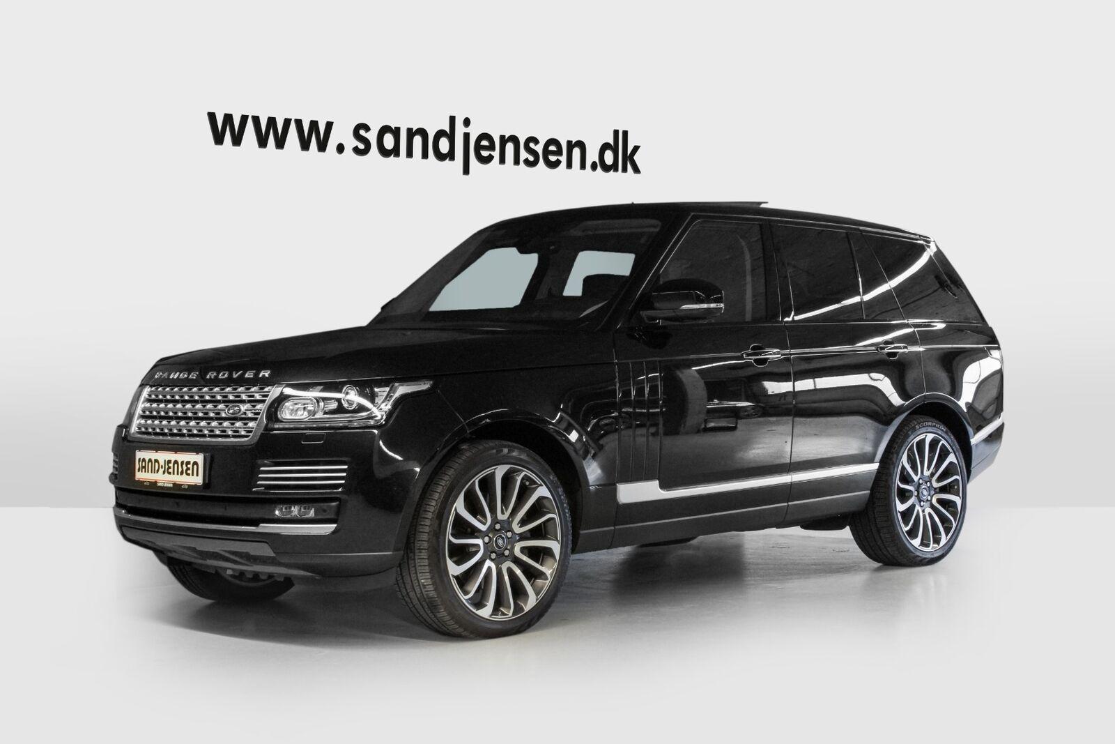 Land Rover Range Rover SCV8 SVAutobiography aut.