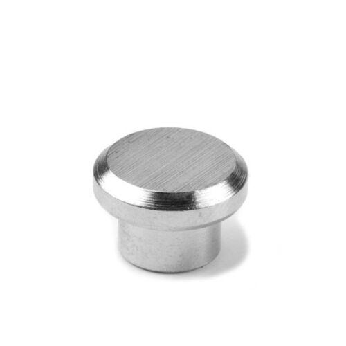 5 x Pinnwand Magnet // Magnetpins aus Stahl hält 5kg 5 Stück Neodym Ø 12 mm