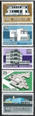 Architektur 1969 Niederlande Nr.915/19 ** Sommermarken Postfrisch Attraktive Mode