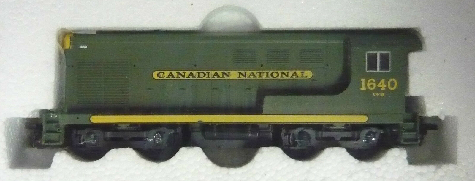 Walthers 932-1311, Diesel locomotiva h12-44  1640, Canadian National, h0, neu&ovp