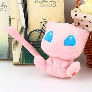 Pokemon-Rare-Mew-Plush-Soft-Doll-Toy-Gift-Stuffed-Animal-Game-Collect-sr