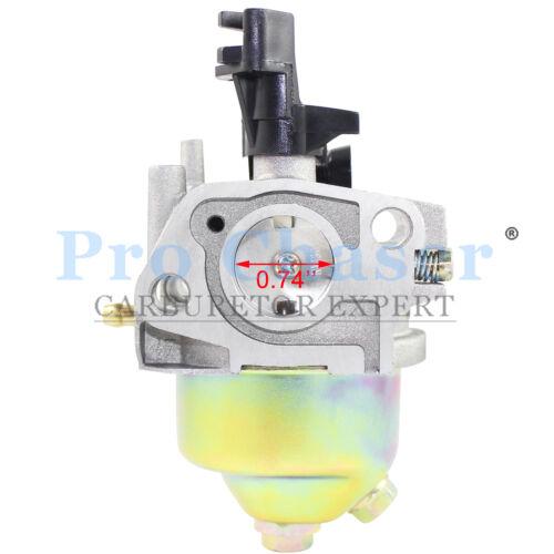 Generac 3000 PSI Residential Pressure Washer carburetor carb 0K10460114