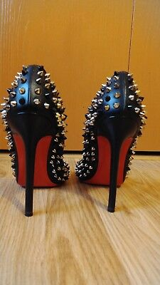 louboutin pigalle spikes 120 mm