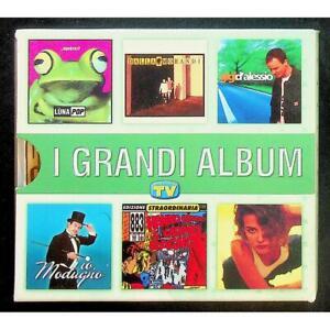 Various - I Grandi Album - 18° Serie - Sorrisi E Canzoni TV - none - CD CD006083