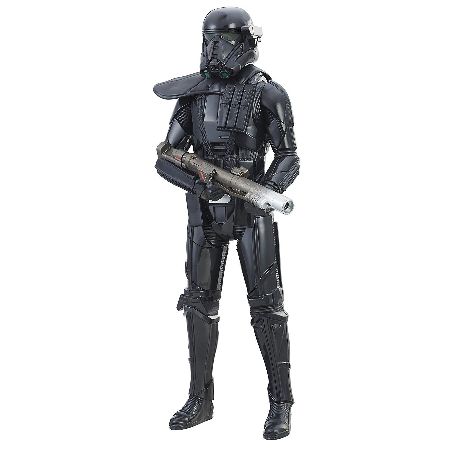 STAR WARS 12  1 6th scale Electronic DEATHTROOPER toy action figure w sound fx