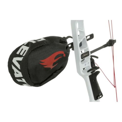 Elevation Sight Mitt Bow Sight cover noir//rouge