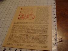 vintage Original SF Zine: LOCUS #34 july 31, 1969--Charlie & Dena Brown--10pgs