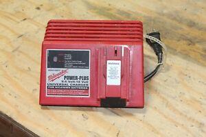 Battery-Charger-12v-to-18v-NiCd-NiMH-MILWAUKEE-48-59-0255-NICE