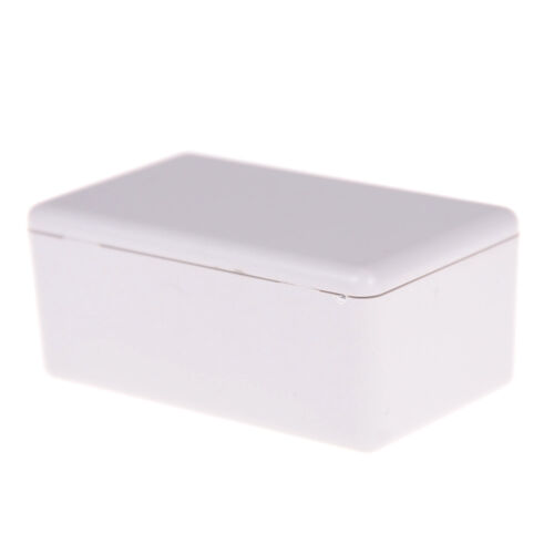 White Waterproof Plastic Electric Project Case Junction Box 60*36*25mmHFUK