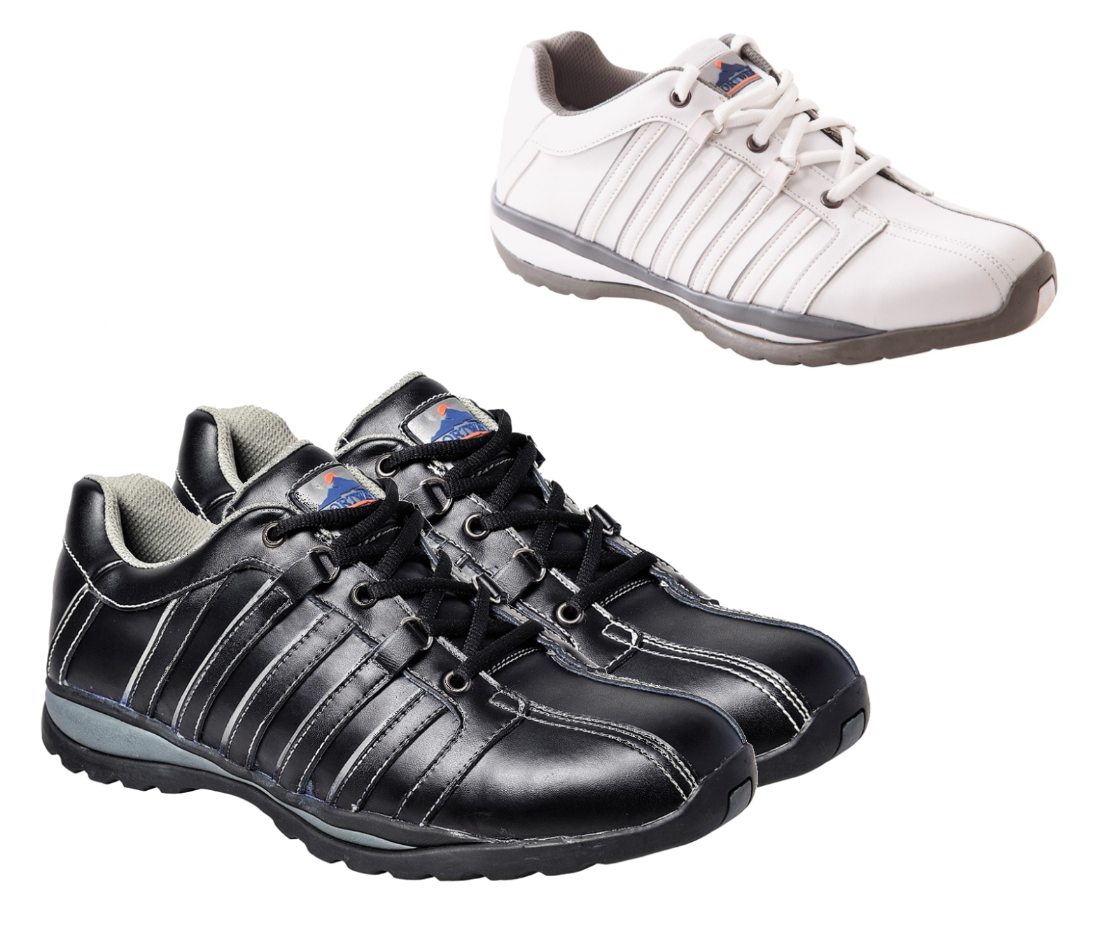 Steelite Arx Safety Trainer Boot Workwear Shoe Leather Footwear Portwest FW33
