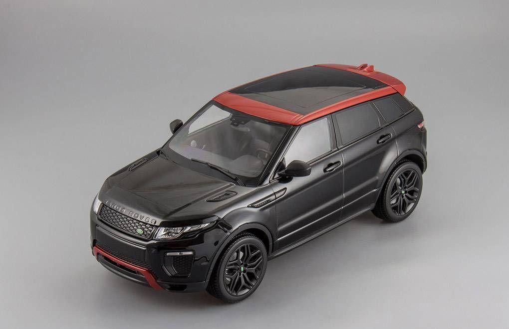 Range Rover Evoque HSE Dynamic Lux 1 18 Kyosho C09549BK