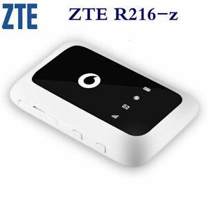 ZTE-MF910V-WLAN-Mobile-Hotspot-WiFi-LTE-150Mbit-Router-R216-Z-Modem-NEU-Simlock
