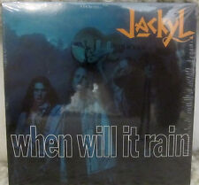 Jackyl - Southern Rock - WHEN WILL IT RAIN Promo 1 Track CD Single [1993] Sealed
