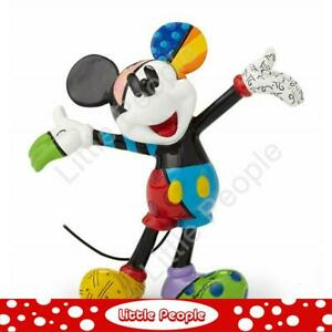 Disney By Britto Mickey Mouse Arms Out Official  Romero Britto