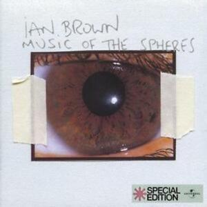 Ian-Brown-Music-Of-The-Spheres-CD-2002-NEW-FREE-Shipping-Save-s