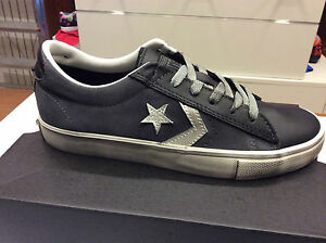SCARPA UOMO CONVERSE art. 155106C mod. ALL STAR PRO LEATHER OX solo 39