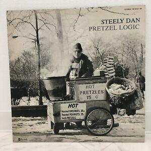 STEELY DAN / PRETZEL LOGIC JAPAN ISSUE LP W/INSERT