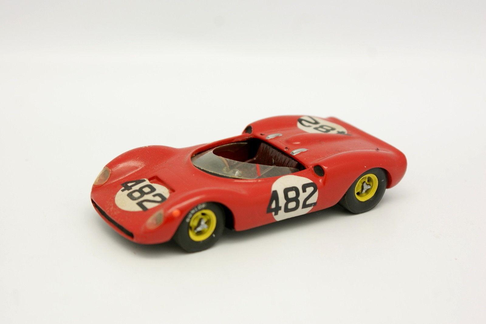 Autostile kit monté monté monté 1 43 - Ferrari Dino 1965 N°482 1a00f4