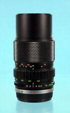Olympus OM Zuiko auto zoom 75-150mm/4 obiettivo Lens objectif - (15136)