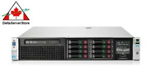 32-Logical-Core-HP-DL380p-G8-Server-2x-8-Core-E5-2650-2-0Ghz-64GB-2x-300GB-SAS