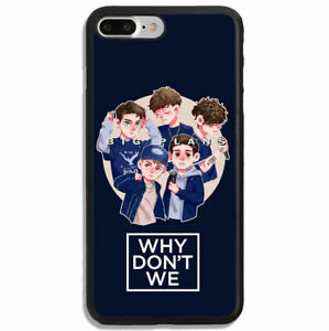 New Why Dont We Big Plans Print On Hard Cover Phone Case For Iphone And Samsung Ebay