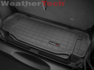 Weathertech Cargo Liner Trunk Mat For Jeep Wrangler 2007