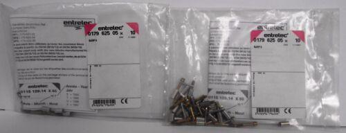 2 bags of 10 20 Entrelec BJDP3 017992505 Jumper Kit