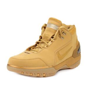 Nike Zoom Generation ASG QS Retro Lebron James Wheat Gold Size 12 (AQ0110-700)