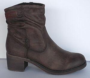 Details zu s:oliver Schuhe Damen Schuhe Stiefelette, Gr. 36 41, +++NEU+++ 25345 25