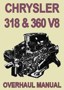manual transmission for chrysler 318